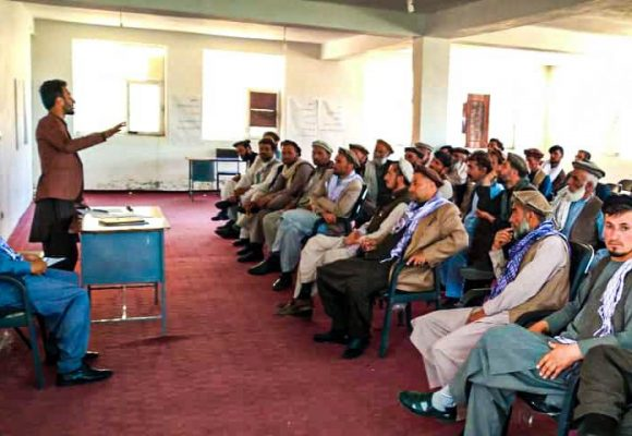 Integrated Rural Development Program in Kapisa Province